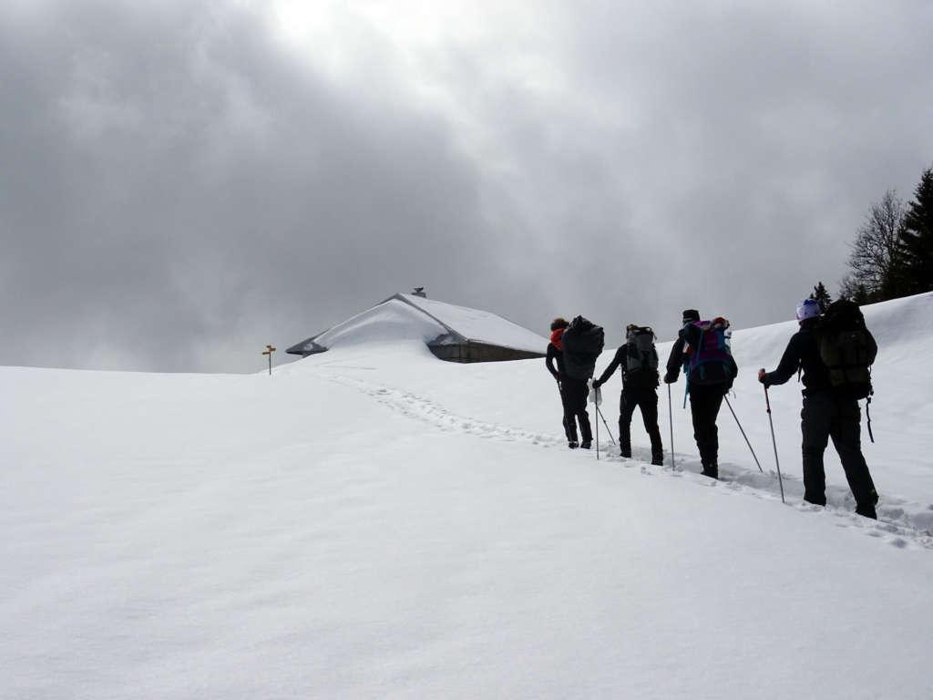 Ski de rando nordique avec Jean-Luc Girod