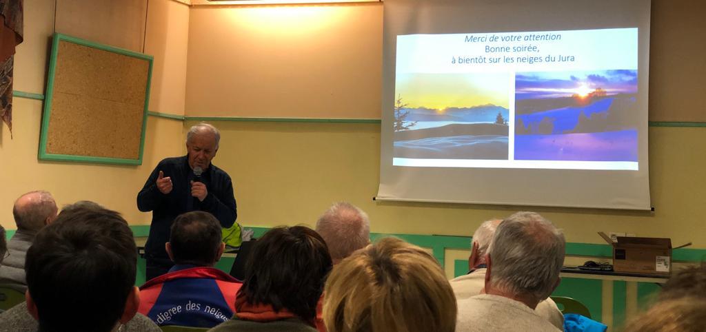 Conférence de Jean-Luc Girod