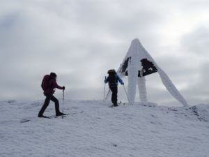 Le sommet du Suchet