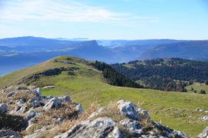 Randonnée au Suchet dans les Montagnes du Jura